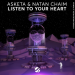 Asketa & Natan Chaim - Listen To Your Heart