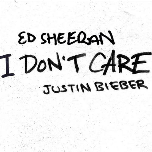 Ed Sheeran & Justin Bieber - I Dont Care