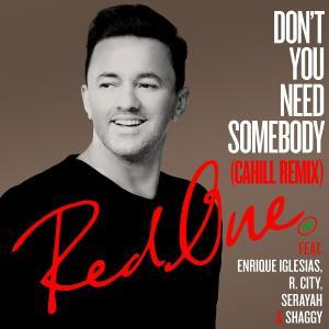 RedOne feat. Enrique Iglesias, R. City, Serayah & Shaggy - Don t You Need Somebody (Cahill Remix)