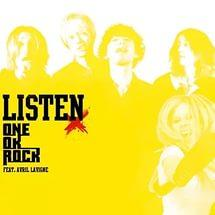 One Ok Rock feat. Avril Lavigne - Listen