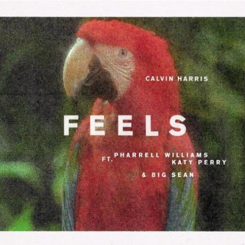 Calvin Harris feat. Pharrell Williams, Katy Perry & Big Sean - Feels