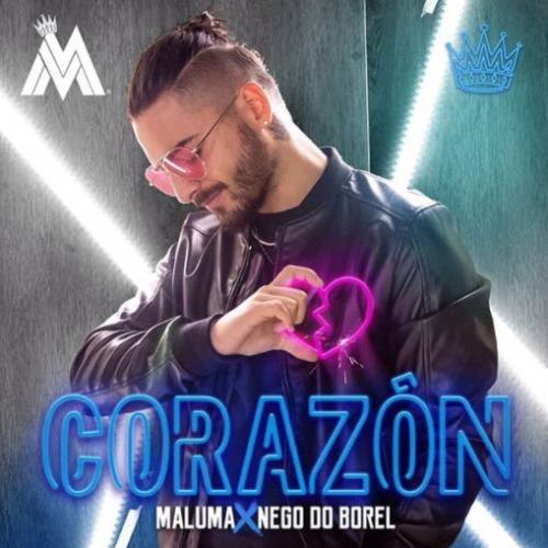 Maluma feat. Nego Do Borel - Corazon