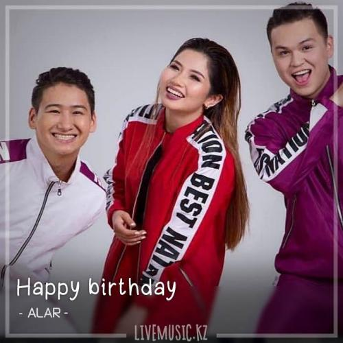 ALAR - Happy birthday (2018)
