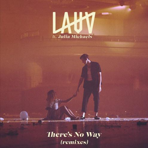 Lauv feat. Julia Michaels - There s No Way (Synapson Remix)